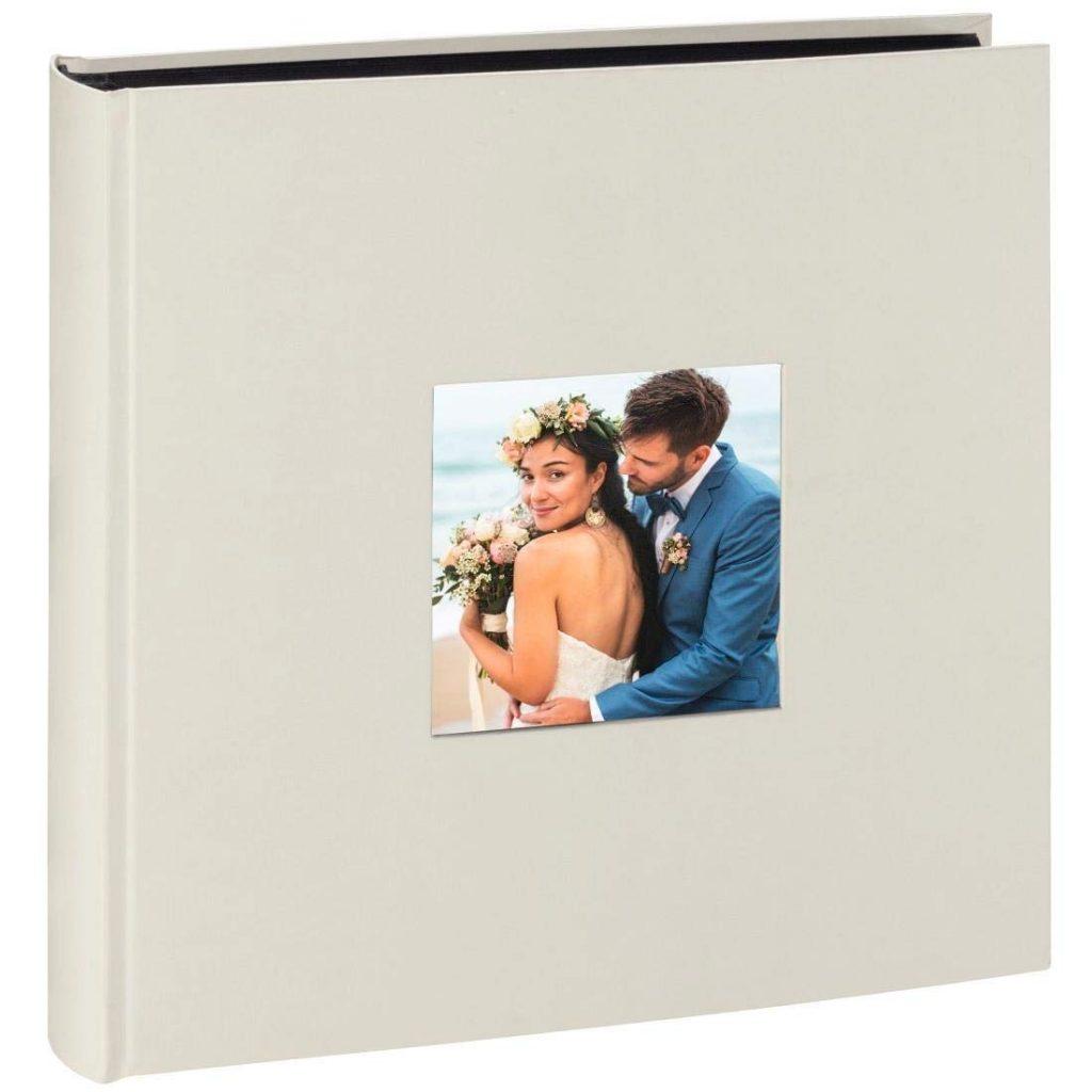 Álbum de fotos de 100 páginas.