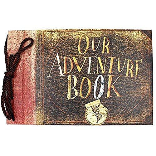 libro de aventuras up