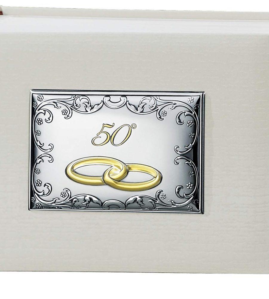 album de fotos boda de oro